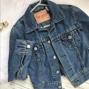 Levi's Type 1 Iconic Jean Jacket Western Style VTG